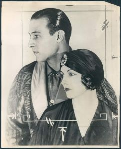 Natacha and Rambova, c. 1923
