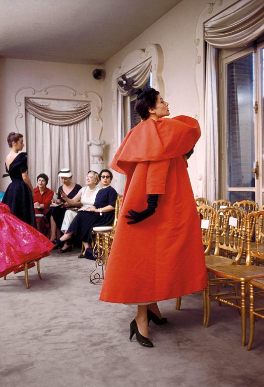 Balenciaga 1954