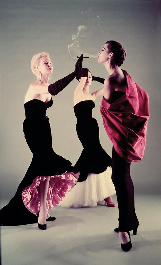 Flamenco dresses Balenciaga