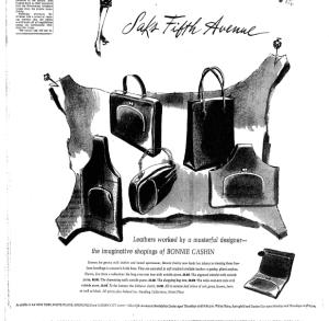 NYT August 25 1963_27 CashinSaks ad