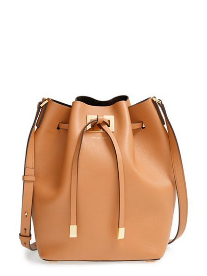 "Michael Kors ""Miranda"" Bucket Bag"