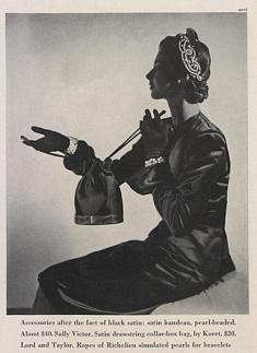 Vogue, October 1, 1943, 95.