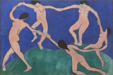 Matisse_The Dance 1909