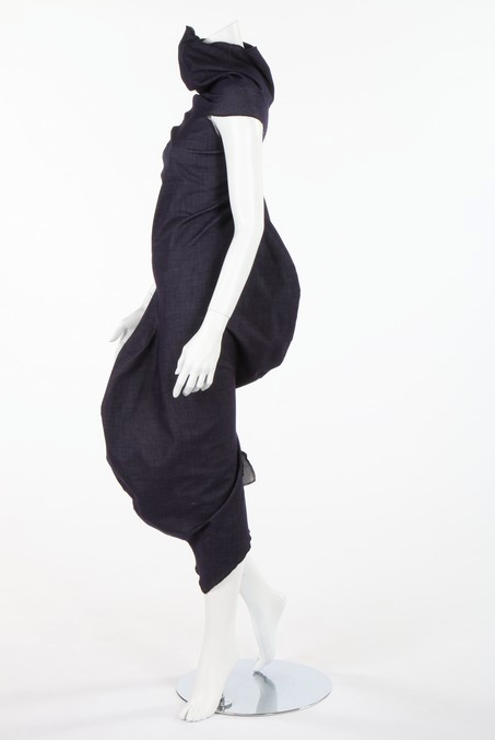 Lot 341 : Two Comme des Garcons dresses, probably S/S 1997 'Dress Meets Body' collection.