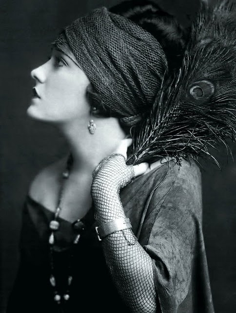 Gloria Swanson  as Leila Porter in Don't Change your Husband 1919, Paramount Pictures, photo via Paramount Pictures.