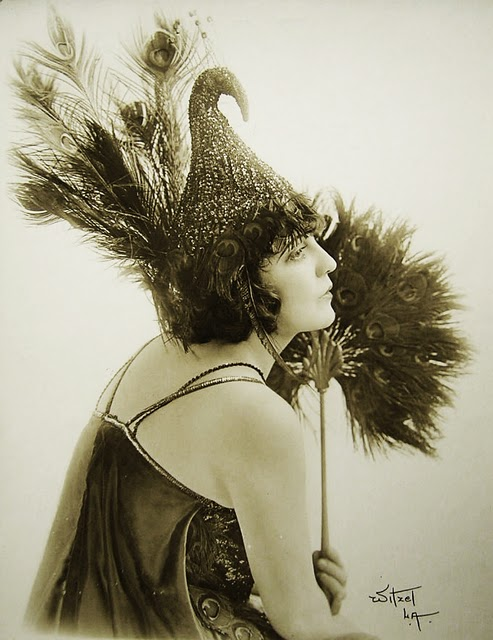 Louise Glaum in Sex 1920, photographer unknown, image via Selznick Pictures.