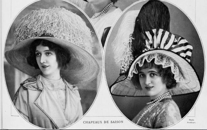 1909.09 les modes