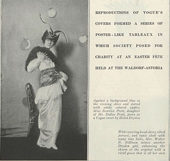 1914.5.5 vogue covers in society tableaux