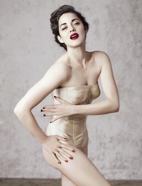Marion+Cotillard+Dior+Magazine+First+Issue+4