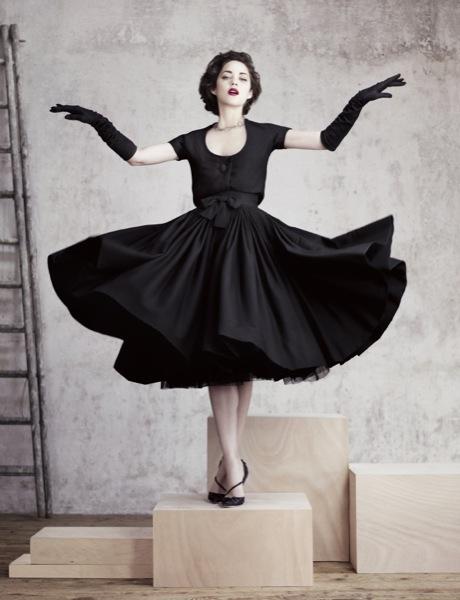 Marion+Cotillard+Dior+Magazine+First+Issue+5