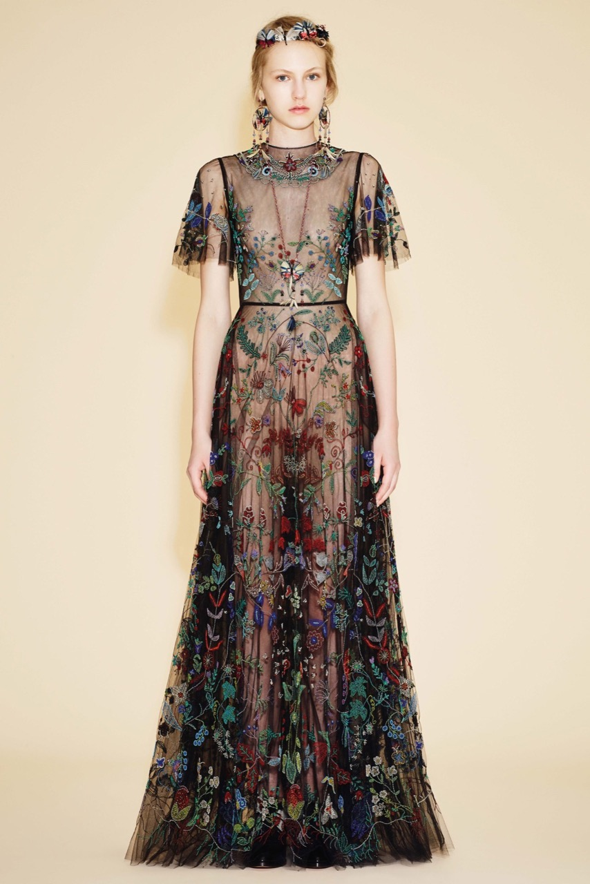 The Art of Dress: Valentino\'s stunning collaboration with Canadian ...
