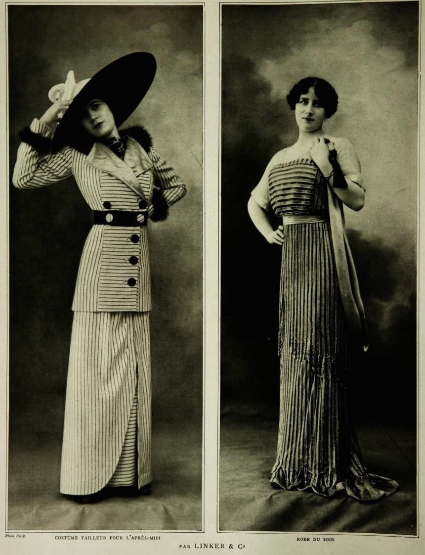 Vintage Victorian: Titanic Ladies' fashions 18
