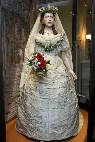 1863 wedding