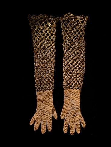 Schiaparelli gloves, RISD