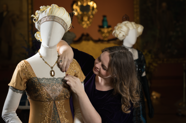 Glamour On Board Fashion From The Titanic An Interview With Curator Leslie Klingner The Art Of Dress